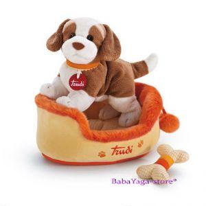 КУЧЕ с КОКЪЛ Плюшена играчка от серията Pets на Trudi - 29761