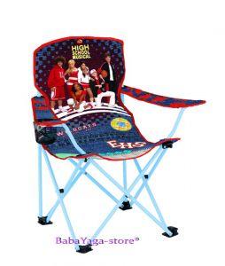 Столче сгъваемо High School Musical за детска стая от фирма JOHN
