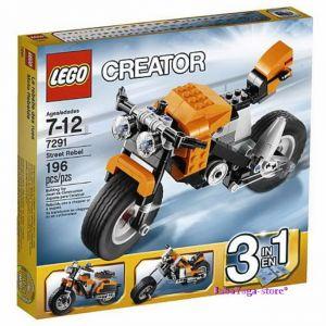 LEGO Creator Street Rebel 3 in 1 - 7291