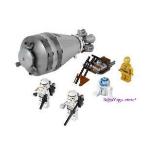 LEGO Конструктор Star Wars ИЗБЯГВАНЕ НА ДРОИДИТЕ - 9490