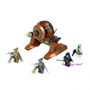LEGO Конструктор Star Wars ОРЪДИЕ НА ГЕОНОЗИЙЦИТЕ - 9491
