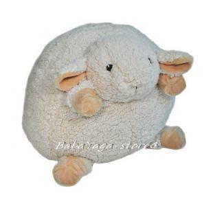 17301 Декоративна Възглавница АГЪНЦЕ (S) Sheep Pouf от CLOUD_B