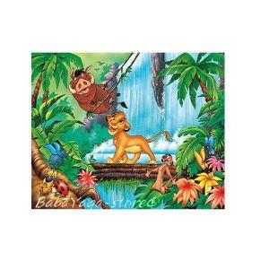 Ravensburger ПЪЗЕЛ за деца с героите на  Дисни (200ч.) СИМБА в джунглата - 126163