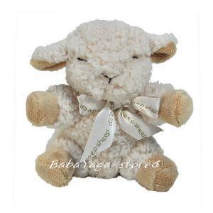 7301 Дрънкалка плюшена АГЪНЦЕ от CloudB, Baby Rattle Sheep