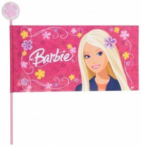 Знаменце за ВМХ BARBIE