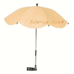 Чадърче за количка от KIDDO в бежов нюанс  - 2006-7