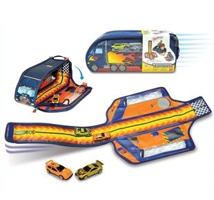 Игра-писта с колички (КАМИОН) ZipBin