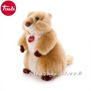 МАРМОТ Febe Плюшена играчка от серията Forest на Trudi - 24532