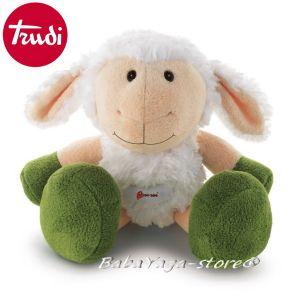 АГЪНЦЕ Плюшена играчка от серията Bussi Fun на Trudi (26см) - 29254