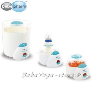 СТЕРИЛИЗАТОР BebePHARM с вградени 3 функции от Kiddo B500