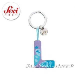 """Ключодържател - дървена БУКВА """"L"""" с марката Sevi - 82422"""