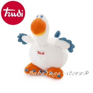 ГЪСКА Плюшена играчка от серията CRAZY FAMILY на Trudi - 29231