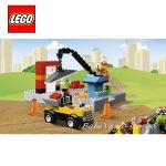 2013 LEGO Конструктор Bricks & More - Моят първи ЛЕГО Комплект - 10657