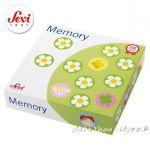 SEVI Дървена Игра MEMORY семейна и настолна от серията Board Game - 81861