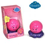 7452 Нощна лампа ОКТОПОД за детска стая от CLOUD_B Dreamz To Go Octo™ pinkle