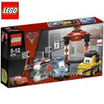 LEGO CARS Duplo Пит стоп Токио Tokyo Pit Stop, 8206