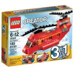 LEGO Creator Red Rotor 3 in 1, 31003