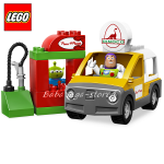 2013 LEGO Конструктор DUPLO Pizza Planet Truck TOY STORE - 5658