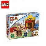LEGO DUPLO Toy Story Събрание на Джеси Jessie's Round-Up, 5657