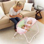 Bright Starts Креватче за бебе Playtime to Bedtime Sleeper от Pritty in Pink колекция - 60163
