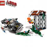 2014 LEGO Конструктор The Movie Bad Cop's Pursuit - 70802