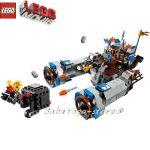 2014 LEGO Конструктор The Movie Castle Cavalry - 70806