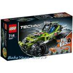 LEGO Конструктор Technic Desert Racer - 42027