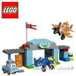 2013 LEGO Конструктор PLANES Skipper's Flight School - 10511