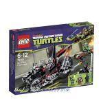 LEGO Конструктор TURTLE Драконовия мотор на Шрьодер Shredder's Dragon Bike - 79101