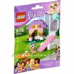 LEGO Конструктор Friends Кучешка къщичка за игра Puppy's Playhouse - 41025
