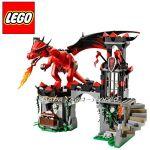 LEGO Конструктор CASTLE Планината на Драконите - 70403