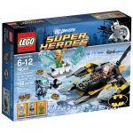 LEGO Конструктор SUPER HEROES Артически Батман срещу Мистър Фрийз 76000