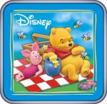 Disney, Bath baby book, Winnie the Pooh adventure, 43А