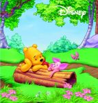 Мека книжка за баня Disney, Bath baby book, Four season, 84S