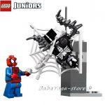 2014 LEGO Конструктор JUNIORS Spider-Man: Spider-Car Pursuit - 10665