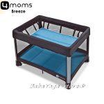 4moms Кошара за бебе BREEZE от ново поколение - нов внос Януари
