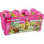 2014 LEGO Конструктор JUNIORS Pony Farm - 10674