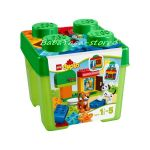 2014 LEGO Конструктор DUPLO Комплект за подарък всичко в едно  - 10570