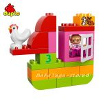 LEGO DUPLO All-in-One-Pink-Box-of-Fun - 10571