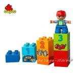 LEGO DUPLO Зелена кутия за забавления, All-in-One-Box-of-Fun, 10572