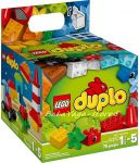 LEGO Конструктор DUPLO Куб с части за креативно строене - 10575