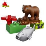 LEGO DUPLO Грижа за животните, Zoo Care - 10576