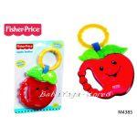 Fisher Price Гризалка ЯБЪЛКА Apple Teether - M4385