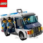 LEGO City Обир в музея Museum Break-in - 60008