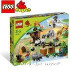 LEGO Конструктор DUPLO Фото Сафари Photo Safari - 6156