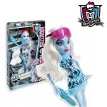 Monster High - Кукла Abbey Bominable от серията Art Class - BDF11.BDF13