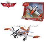 Disney Planes™ - Самолет DUSTY CROPPOFFER DELUXE със звуци - Y5602