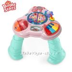 МАСА за игра Musical Learning Table от серията Having a'Ball на Bright Starts роз - 9251