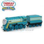 Fisher Price - Thomas & Friends Connor от серията Take-n-Play - Y2908