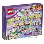 2014 LEGO Конструктор Friends МОЛА НА ХАРТЛЕЙК - Heartlake Shopping Mall - NEW 06/2014 - 41058